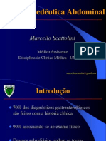 Propedeutica Abdominal