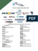 2013 EMS Symposium Pamphlet Eng