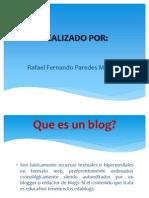Tipos de Blogs y Tipos de Paginas Web y Sitios Web 2.0 y 3.0