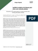 1191-7309-2-PB equilíbrio estático de idosos por pilates