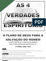 As 4 Verdades Espirituais