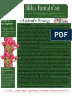 SI Marianas Newsletter
