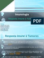 Imunologia- Resposta Imune à Tumores