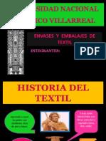 Envase de Textil