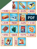 Tarjetitas Compra Venta
