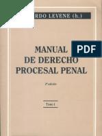 Levenne Ricardo - Manual de Derecho Procesal Penal t i