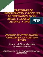 1. Proceso de Intervencion Familiar en La Adiccion Activa - Ps. Gal'Lino