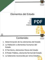 Elementos Del Estado