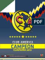 América Campeón CL2013