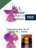 WLP Institute Orientation Session 1