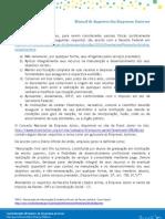 Manual de Impostos Das Empresas Juniores