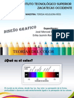 Teoría del color Expo