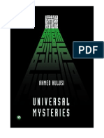 Universal Mysteries (New Translation)