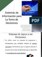 sistemas de informacin para la toma de decisiones