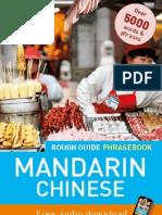 THE ROUGH GUIDE MANDARIN CHINESE PHRASE BOOK