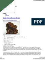Brownie Power - Top 25 Best Brownie Recipes - Part 2