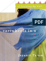 Cartwheels in a Sari by Jayanti Tamm - Excerpt