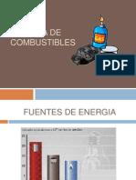 Energia de Combustibles