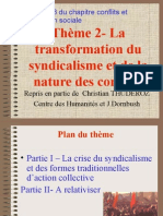 diapo theme syndicalisme 2008-2009