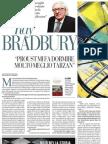 Paris Review Intervista Ray Bradbury - La Repubblica 03.06.2013