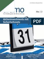ultimo - Aktieninvestments mit Sicherheitsnetz