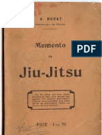 Dairy of Jiu-Jitsu - A. Buvat of the French Police 1906