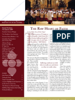 Friends of the Chapel Newsletter 1st 09