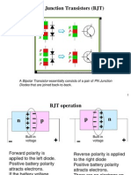 Bipolar Junction Transistor Principles