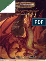 Suplementos 3.5 - Draconomicón Español