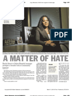 A matter of hate