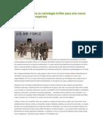 EEUU Transforma Su Estrategia Militar Para Una Nueva Guerra