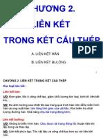Chuong 2 Lien Ket Trong Ket Cau Thep