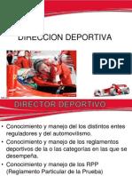 Direccion Deportiva