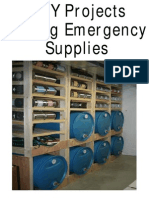 86512186 DIY Projects for Storing Emergency Supplies