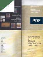 Slikarstvo u BiH 1945 - 1990