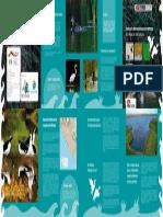 Brochure Lagunas de Mejia