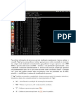 Processos Linux