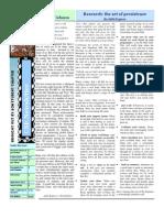 May 2013 ACM IIT Delhi Newsletter