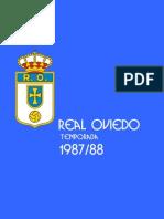 ROCF / 1987-88 XXV Aniversario