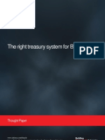 Infosys - The right treasury system for Basel III
