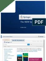 Manual Springer Link