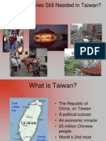 are missionaries still needed in taiwan