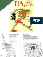 Livro Rita Bão grita