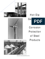 Hot Dip Galvanizing,