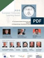 Leonardo Corporate Learning Award