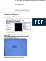 Using Multiple Monitors in RDP