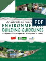 HMDA Building Guidelines