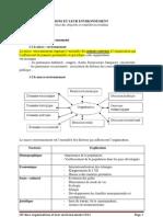 CH 4Les Organisations Et Leur Environnement 2012