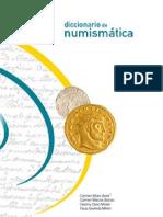 Diccionario de numismática