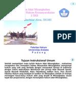 Hukum Adat Minangkabau